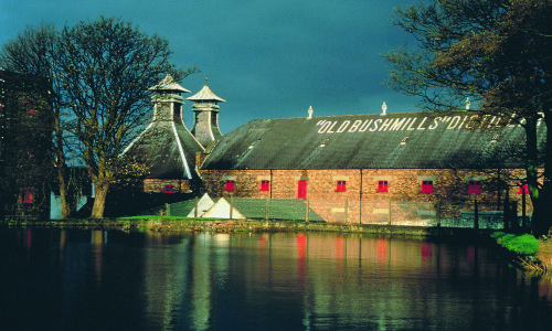 The Old Bushmills Distillery Co Ltd
